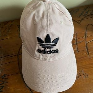 Adidas Blush Pink baseball Cap, adjustable